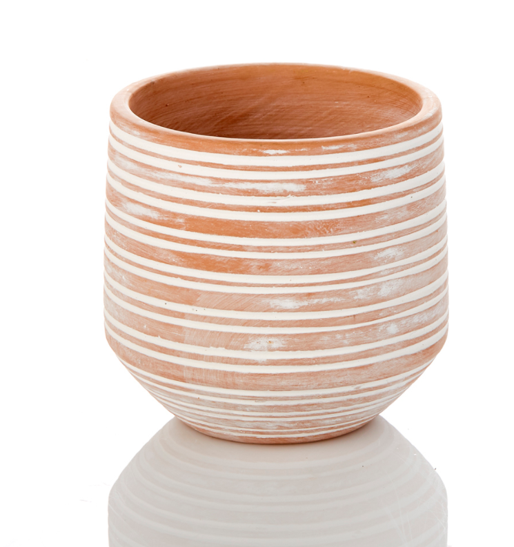 Bandhu Small Clay Planter