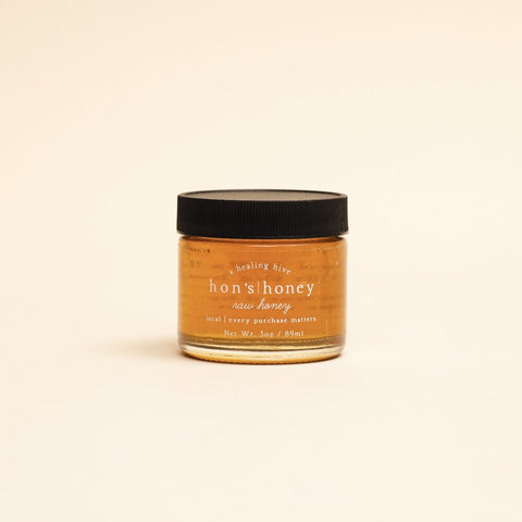 Raw Honey - 3oz