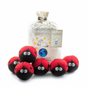 Laundrybugs Dryer Balls