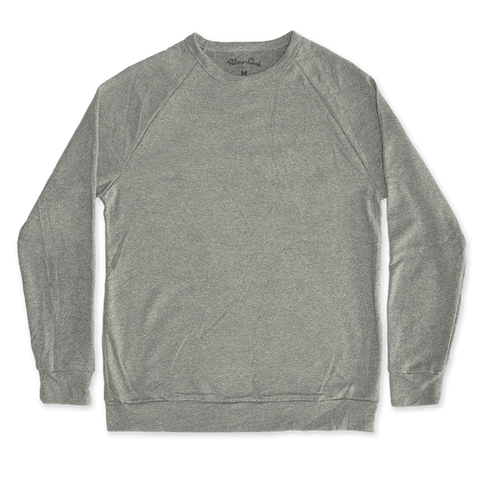 M088 - Custom Crewneck Raglan Fleece
