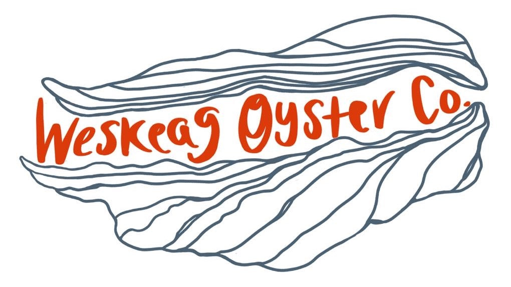Gift Certificates for WESKEAG Oysters