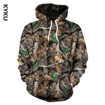 Women Outdoor Fishing Camping Hunting Clothing  Hooded Coats Tops