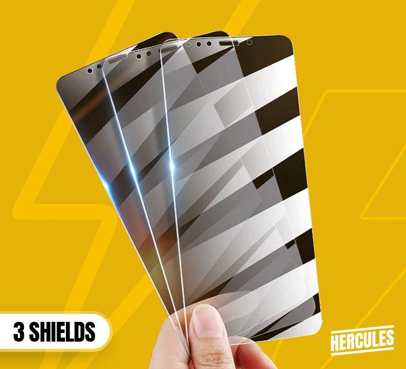 HERCULES IPHONE SHIELD - Hercules Shields