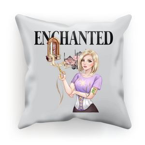 Rapunzel Luxurious Cushion Cover