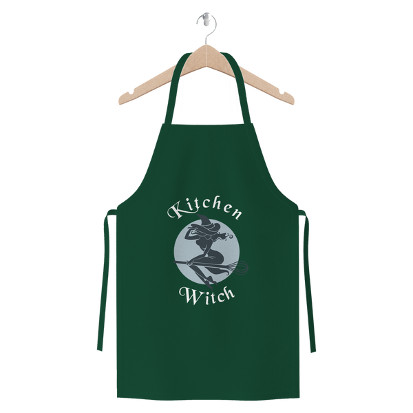 Kitchen Witch Premium Apron