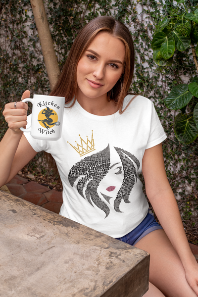 Kitchen Witch Royalty Mug