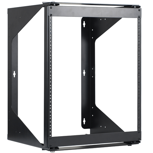 ICC Wall Mount Swing Frame Rack with 12 RMS