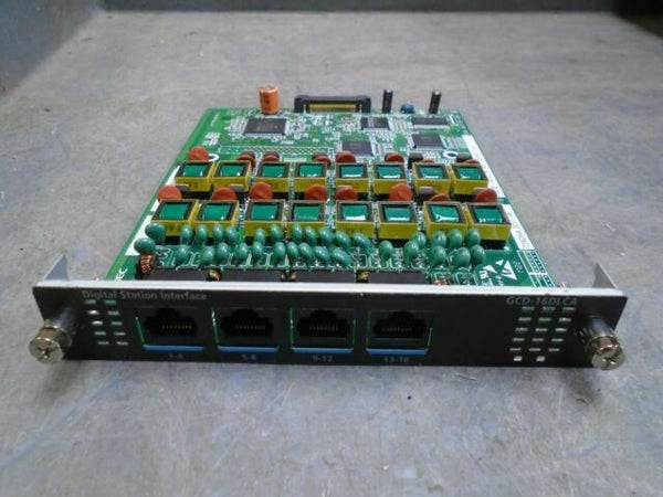 NEC SV9100 GCD-16DLCA 16 Port Digital Station Card