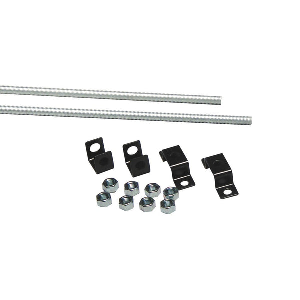 ICC Ladder Rack Ceiling Rod Kit