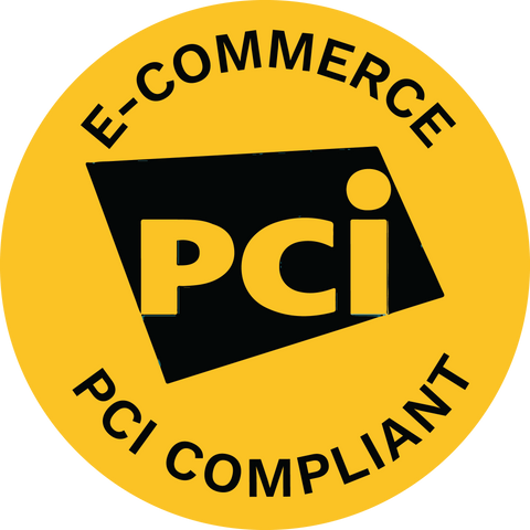 We are PCI compliant to accept customer credit card information securely. This means that we have the highest level of security practices, standards and policies as created by the Payment Card Industry Security Standards Council in order to protect our merchants and customers. Visa, MasterCard, and American Express all require that businesses that accept credit cards implement these standards as a requirement for payment card acceptance.