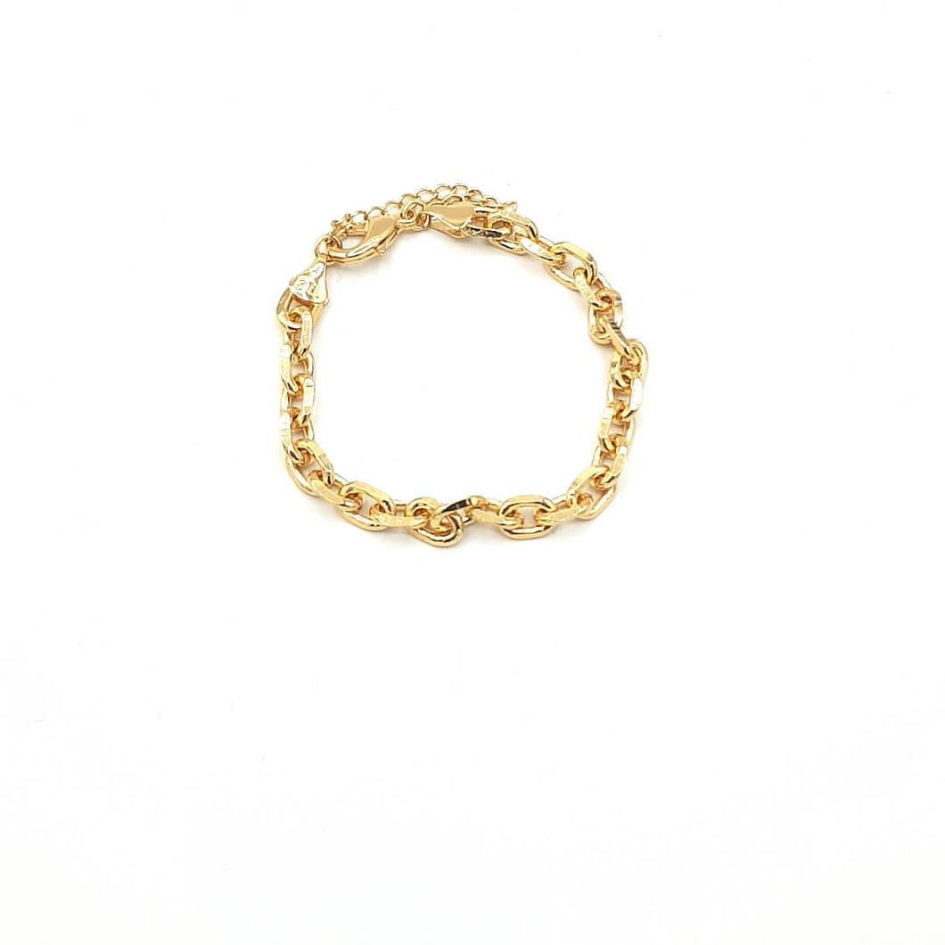 Armband Bicycle-chain Gold