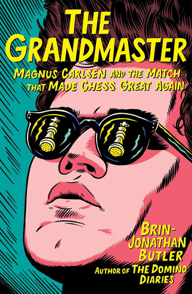 The Grandmaster by Brin-Jonathan Butler