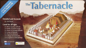 The Tabernacle Mini Model Kit