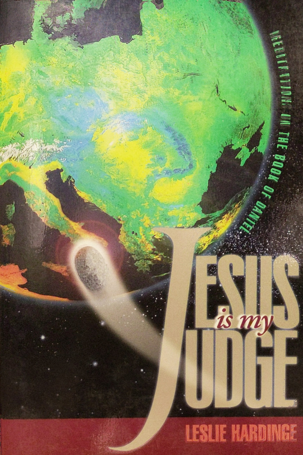 Jesus is My Judge