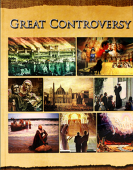 The Great Controversy hardcover front cover