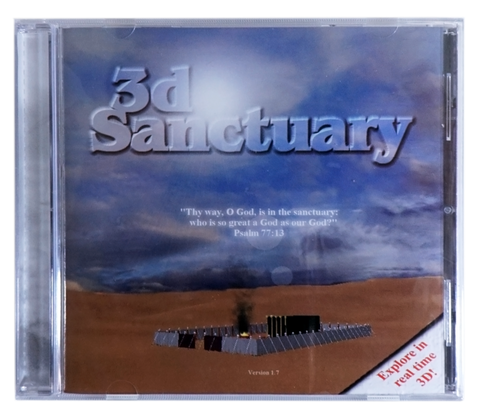 3-D Sanctuary CD-ROM