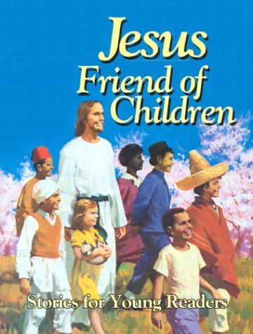 Jesus Friend of Children front cover