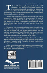 The Story of Daniel the Prophet back cover