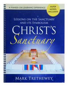 Christ's Sanctuary with Sanctuary Paper Model