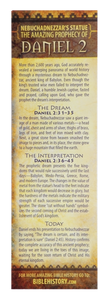Daniel Two Bookmark