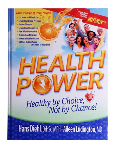 Health Power - Health by Choice, Not by Chance!