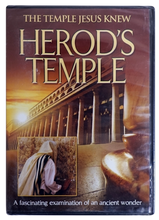 Load image into Gallery viewer, Herod's Temple DVD