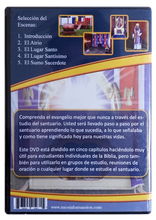 Load image into Gallery viewer, Messiah's Mansion Tour DVD (Spanish)