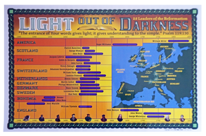 Light Out of Darkness Poster