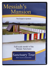 Load image into Gallery viewer, Messiah's Mansion Tour DVD