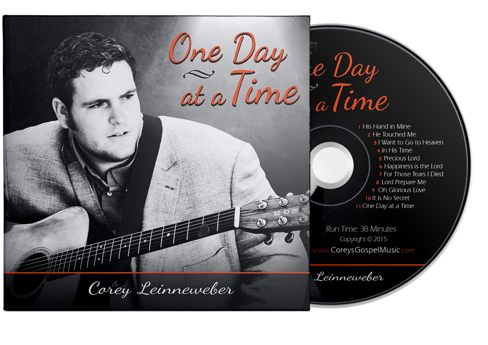 One Day at a Time CD cover