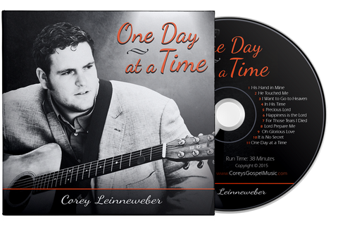 One Day at a Time, CD