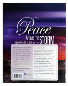 Peace Above the Storm
