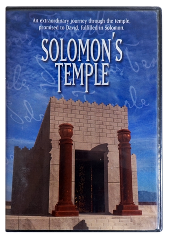Solomon's Temple DVD