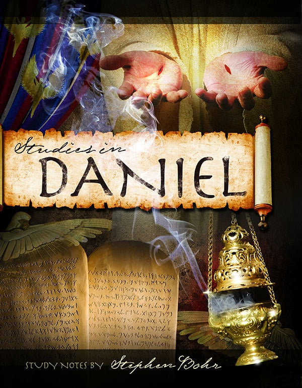 Studies in Daniel front cover