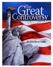 Load image into Gallery viewer, The Great Controversy (Paperback)