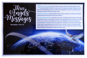Three Angels' Messages Poster