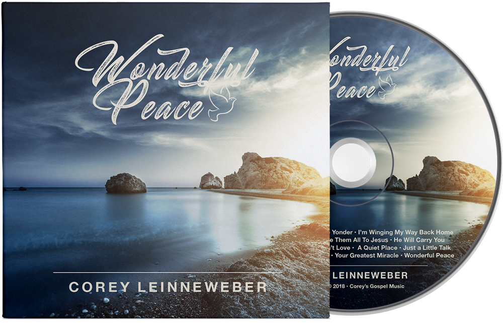Wonderful Peace CD cover