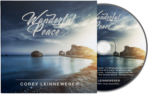 Wonderful Peace, CD