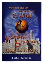 Load image into Gallery viewer, Meditations on the Book of Ezekiel: God is There!