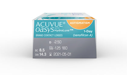 Acuvue Oasys 1 Day Toric - 30pk