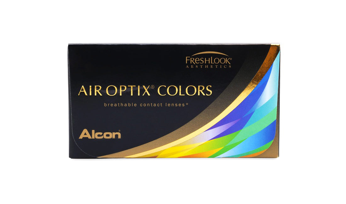 AIR Optix Colors - 6pk