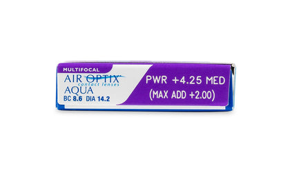 AIR Optix Multifocal - 6pk