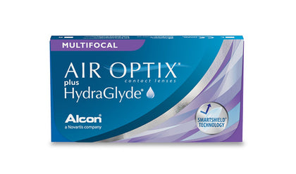 AIR Optix Multifocal with Hydraglyde - 6pk