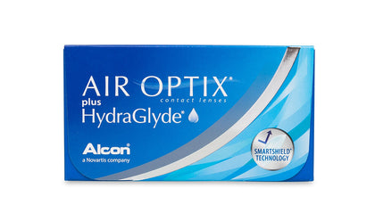 AIR Optix Plus with Hydraglyde - 6pk