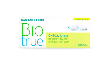 Biotrue One Day Multifocal - 30pk