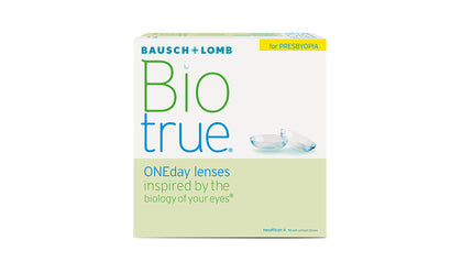 Biotrue One Day Multifocal - 90pk