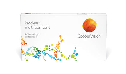 Proclear Multifocal Toric - 6pk