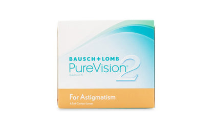 Pure Vision 2 for Astigmatism - 6pk