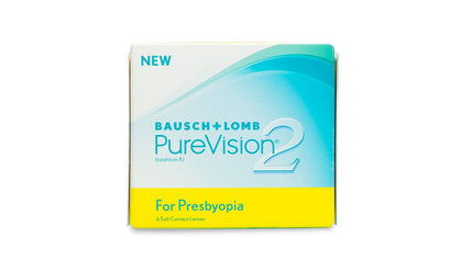 Pure Vision 2  Multifocal - 6pk