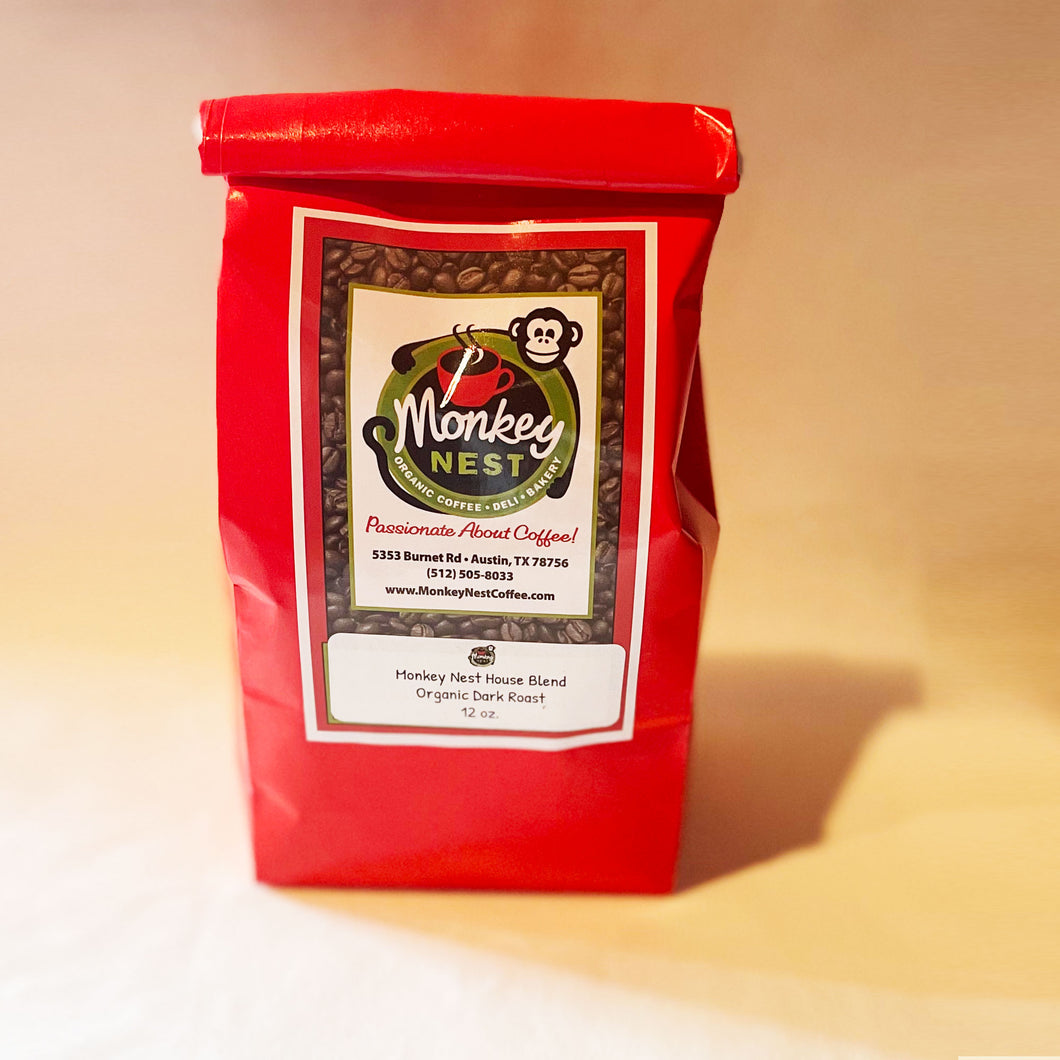 Monkey Nest Coffee